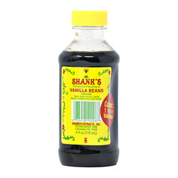 Imitation Compound Flavor of Vanilla with Bean 12/4oz
