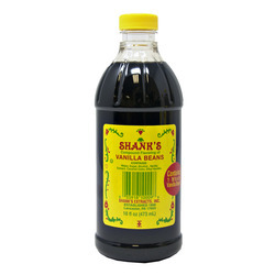 Imitation Compound Flavor of Vanilla with Bean 12/16oz