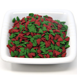Red & Green Tree Shapes 5lb