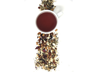 Fruit Blend Lavender Lemon Bulk Tea 2lb
