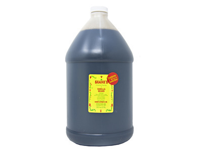 Imitation Compound Flavor of Vanilla with Bean 1gal