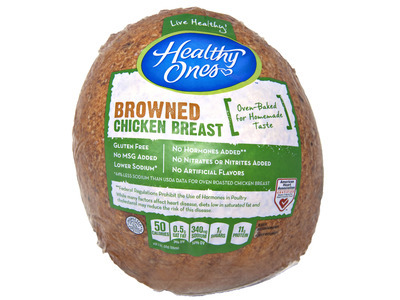 Healthy Ones® Browned Chicken Breast 2/5.25lb