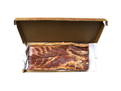 Sliced Slab Bacon 10lb