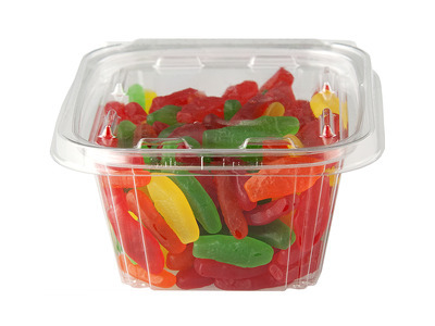Assorted Gummi Fish 12/9oz