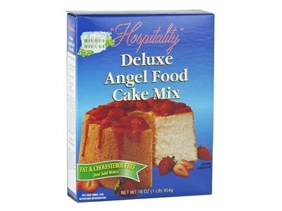 Angel Food Cake Mix 12/16oz