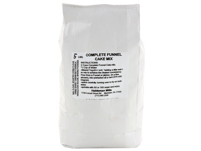 Complete Funnel Cake Mix 6/5lb