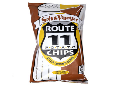 Salt & Vinegar Chips 12/6oz