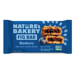 Blueberry Whole Wheat Fig Bars 12ct