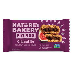 Whole Wheat Fig Bars 12ct