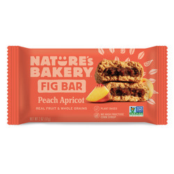 Peach Apricot Whole Wheat Fig Bars 12ct