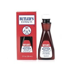 Imitation Butter Extract 12/2oz