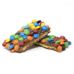 Milk Chocolate Graham Crackers with M&M'S® 3lb