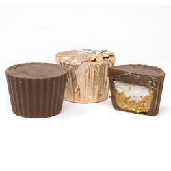 Milk Chocolate Peanut Butter Marshmallow Cups 6lb