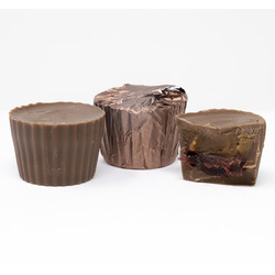 Milk Chocolate Peanut Butter and Jelly Cups 6lb