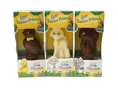 Easter Friends 18ct
