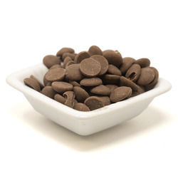 Milk Chocolate Couverature Callets 823NV-595 10/4.4lb