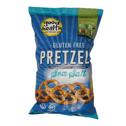 Gluten Free Pretzels With Sea Salt 12/8oz