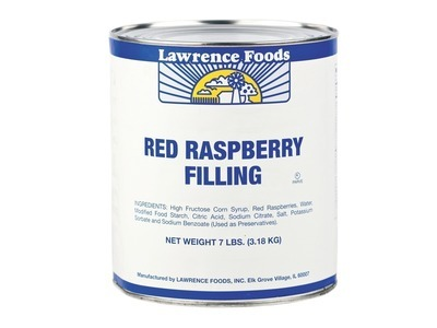 Red Raspberry Pie Filling 6/10