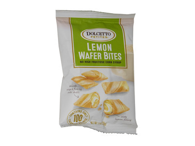 Lemon Wafer Bites 24ct