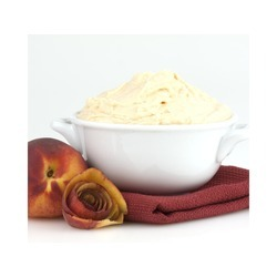 Natural Peach Cheesecake Dip Mix, No MSG Added* 5lb