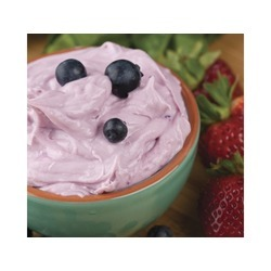 Natural Wild Blueberry Dip Mix, No MSG Added* 5lb
