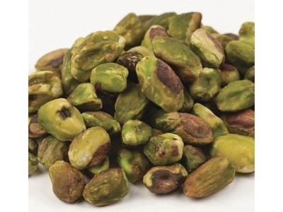 Shelled Roasted & Salted Whole Pistachios 15lb