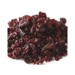 Sweetened Double Diced Dried Cranberries 25lb