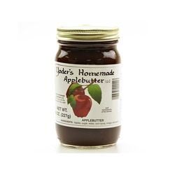 Yoder's Homemade Apple Butter 12/8oz