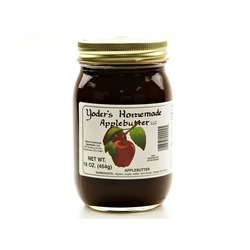 Yoder's Homemade Apple Butter 12/16oz