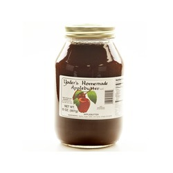 Yoder's Homemade Apple Butter 12/32oz
