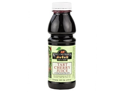 Tart Cherry Juice Concentrate 12/16oz