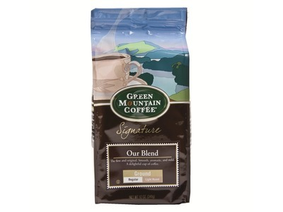 Our Blend Ground Coffee 6/12oz