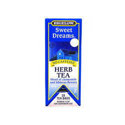 Sweet Dreams Tea 6/20ct