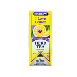 I Love Lemon Tea 6/28ct