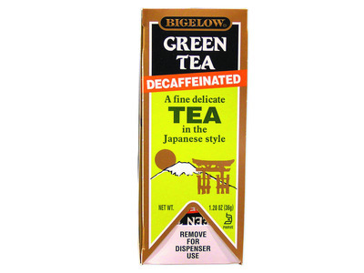Decaf Green Tea 6/28ct