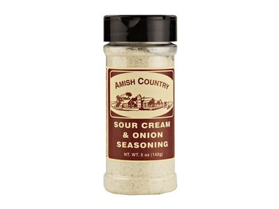 Sour Cream & Onion Seasoning 12/5oz