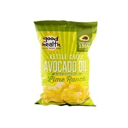 Lime Ranch Avocado Oil Potato Chips 12/5oz