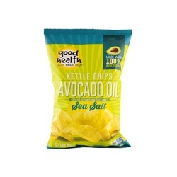 Sea Salt Avocado Oil Potato Chips 12/5oz