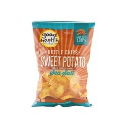 Sea Salt Sweet Potato Chips 12/5oz