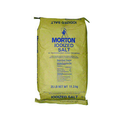 Iodized Table Salt (Morton®) 25lb