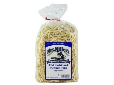 Old Fashioned Medium Fine Noodles 12/16oz
