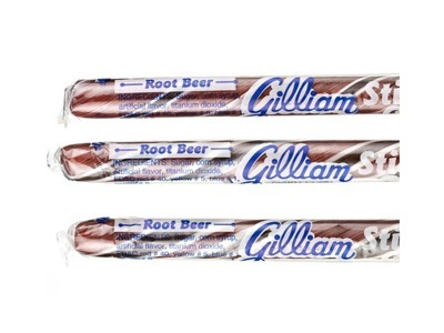 Root Beer Candy Sticks 80ct