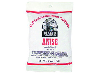 Sanded Anise Drops 24/6oz