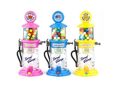 Gas Pump Candy Station 12ct