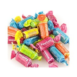 Assorted Tootsie Fruit Rolls® 30lb