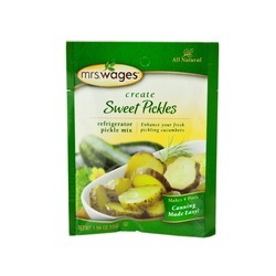 Sweet Pickles Refrigerator Mix 12/1.94oz