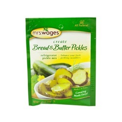 Bread & Butter Refrigerator Pickle Mix 12/1.94oz