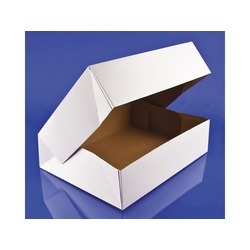 Automatic White Doughnut Box 12.5x9 3/8x3.25 125ct