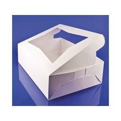 1/4 Sheet Plain Window Box 14x10x4 100ct