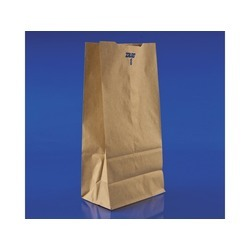 8lb Brown Paper Bags 6.25x4x12.5 500ct